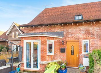 Thumbnail 2 bed terraced house for sale in Old School Mews, Shrewton, Salisbury