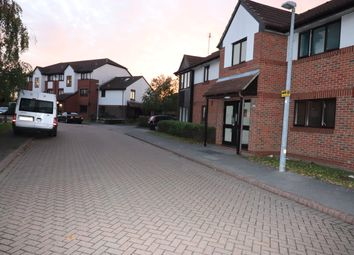 Thumbnail 2 bed flat to rent in Banner Close, Purfleet