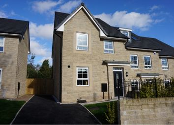 Thumbnail 4 bed semi-detached house for sale in Shopwood Way, Littleborough