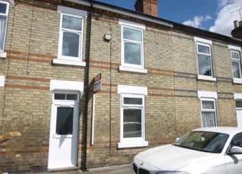 Thumbnail 4 bedroom terraced house to rent in Leman Street, Derby