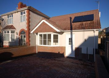 Thumbnail 2 bed detached bungalow for sale in Bude Avenue, St. George, Bristol