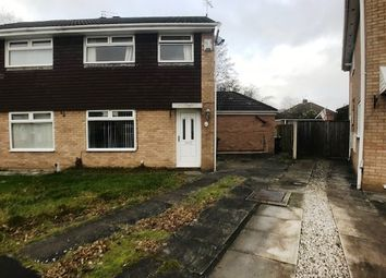 Thumbnail 3 bed semi-detached house for sale in Blackthorne Avenue, Whitby, Ellesmere Port