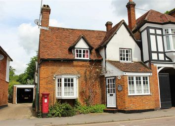 Thumbnail 3 bedroom cottage for sale in Church Street, Welwyn