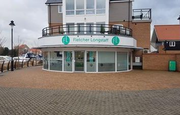Thumbnail Office to let in Unit 9, The Quays, Burton Waters, Lincoln, Lincolnshire