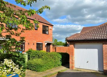 Thumbnail 2 bed end terrace house for sale in Clare Croft, Middleton, Milton Keynes