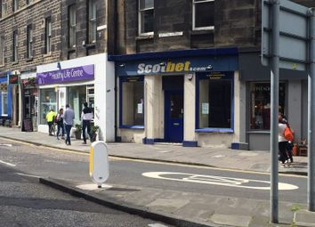 Thumbnail Retail premises for sale in 1 Spittal Street, Edinburgh