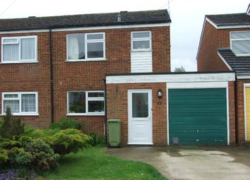 Thumbnail 3 bed semi-detached house for sale in Vandyke Close, Woburn Sands
