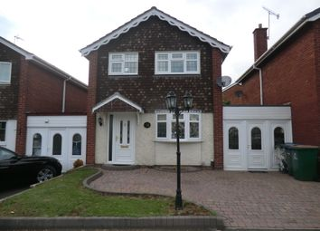 Thumbnail 3 bed link-detached house for sale in Bexfield Close, Allesley, Coventry