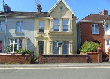 Thumbnail 2 bedroom flat for sale in New Road, Llanelli
