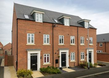 "Thumbnail 3 bed end terrace house for sale in ""Greenwood"" at Bridlington Road, Stamford Bridge, York"