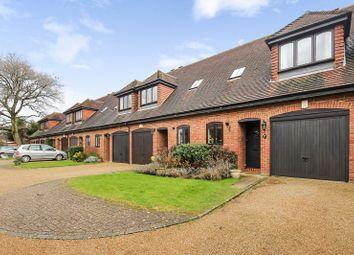 Thumbnail 3 bed terraced house for sale in Meade Court, Walton On The Hill, Tadworth, Surrey.