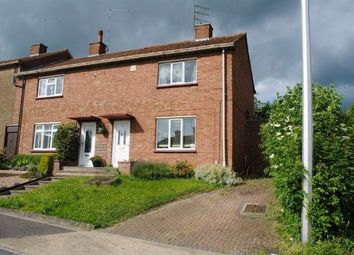 Thumbnail 2 bed semi-detached house for sale in Helmdon Road, Kingsthorpe, Northampton