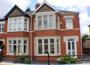 Thumbnail 3 bed semi-detached house for sale in St Denis Road, Cardiff