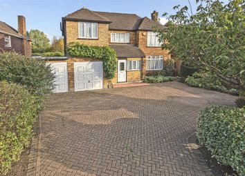 Thumbnail 4 bed detached house for sale in Hayes Lane, Bromley