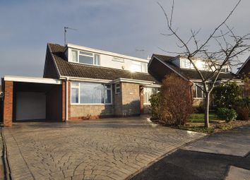 Thumbnail 4 bed detached bungalow to rent in Lugano Close, Newcastle-Under-Lyme