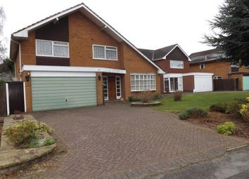 Thumbnail 3 bedroom detached house for sale in Stoneleigh Road, Solihull, West Midlands