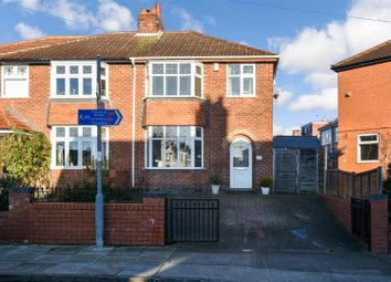3 bed semi-detached house for sale in South Bank Avenue, York YO23
