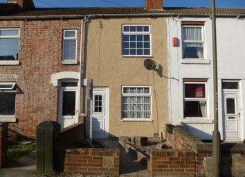 Thumbnail 2 bed terraced house to rent in Greaves Street, Ripley, Derbyshire