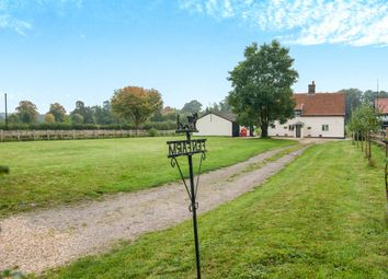 Thumbnail 3 bed cottage for sale in Fen Street, Bressingham, Diss