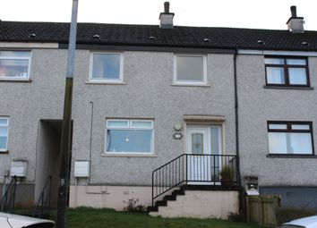 Thumbnail 2 bed terraced house for sale in Coll Avenue, Port Glasgow