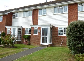 Thumbnail 3 bed terraced house for sale in Jarvis Brook Close, Bexhill-On-Sea