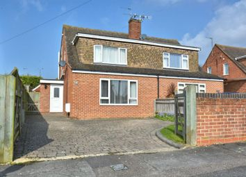 Thumbnail 3 bed semi-detached house for sale in Morse Road, Didcot