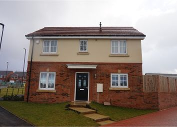 Thumbnail 3 bed detached house for sale in Hotspur North, Newcastle Upon Tyne