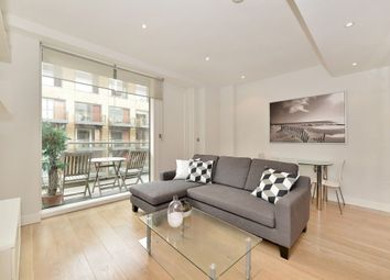 Thumbnail 2 bed flat to rent in Grosvenor Waterside, Gatliff Road