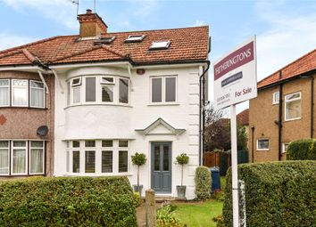 Thumbnail 4 bedroom semi-detached house for sale in Deans Lane, Edgware