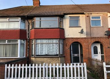 Thumbnail 3 bed terraced house for sale in 19 Morland Road, Holbrooks, Coventry