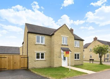 Thumbnail 5 bed detached house for sale in Barley Crescent, Carterton