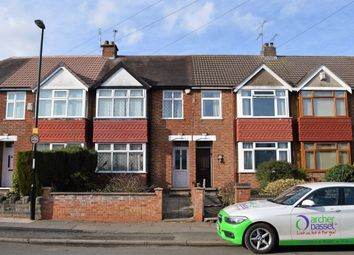 Thumbnail 3 bedroom terraced house to rent in Eversleigh Road, Coundon, Coventry