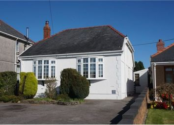 Thumbnail 2 bed detached bungalow for sale in Llannon Road, Upper Tumble, Llanelli
