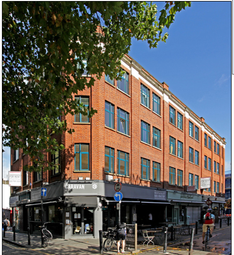 Office to let in Spa Green Estate, Rosebery Avenue, London EC1R