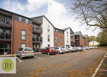 Thumbnail 1 bed flat to rent in Holly Road North, Wilmslow
