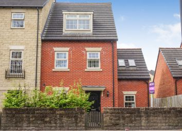 Thumbnail 4 bed end terrace house for sale in Otley Road, Leeds
