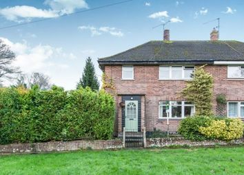 Thumbnail 3 bed semi-detached house for sale in Kings Worthy, Winchester, Hampshire