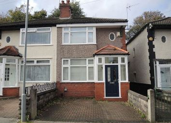 Thumbnail 2 bed semi-detached house to rent in Gordon Drive, Dovecot, Liverpool