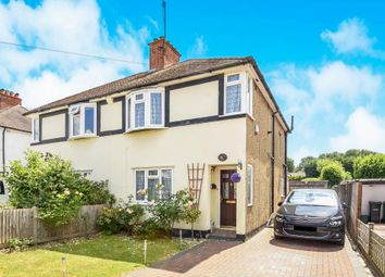 Thumbnail 3 bed semi-detached house for sale in Hanworth Road, Redhill