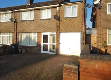 Thumbnail 4 bed semi-detached house to rent in Gilmorton Avenue, Leicester