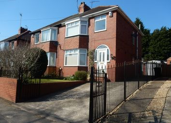 Thumbnail 3 bed semi-detached house for sale in Shepherds Avenue, Worksop