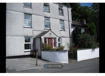 Thumbnail 1 bed flat to rent in Trenance Road, St. Austell