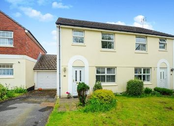 Thumbnail 3 bedroom semi-detached house for sale in Chudleigh, Newton Abbot, Devon