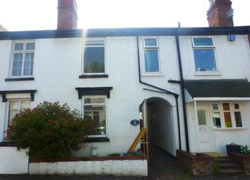 Thumbnail 2 bed terraced house to rent in South Street, Harborne, Birmingham