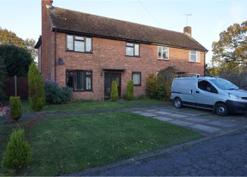 Thumbnail 3 bed semi-detached house to rent in Bracken Road, Lincoln