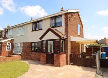 Thumbnail 3 bed semi-detached house to rent in Roseacre Drive, Elswick, Preston
