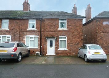 Thumbnail 3 bed semi-detached house for sale in Huntingdon Avenue, Bolsover, Chesterfield, Derbyshire