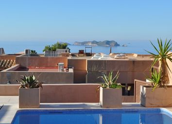 Thumbnail 3 bed town house for sale in Cala Tarida, Ibiza, Balearic Islands, Spain