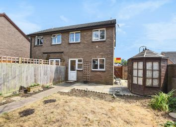 Thumbnail 3 bed semi-detached house to rent in Bracken Close, Carterton
