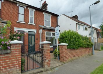 Thumbnail 3 bedroom semi-detached house for sale in King Edward Road, Ipswich